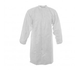 Disposable Lab Coat - 0117LC