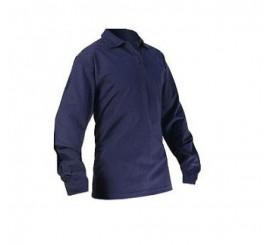 Flamesafe Navy Polo Shirt - 0118FSPS