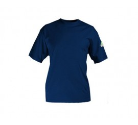 Flamesafe Navy T-Shirt - 0118FSTS