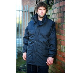 Warrior Illinois 3-in-1 Coat - Navy - 0118INR