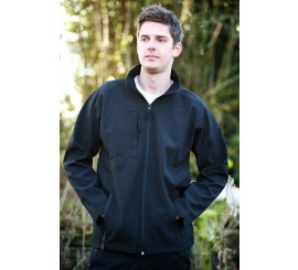 Warrior Maine Soft Shell Navy Jacket - 0118MAIN