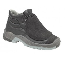 Black Metatarsal Boot FS333 - 0118MET