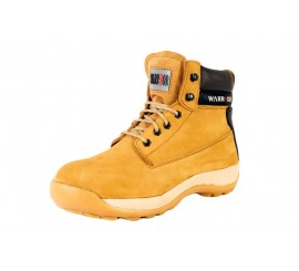 Warrior Honey Nubuck Trainer Boot - 0118MMB36