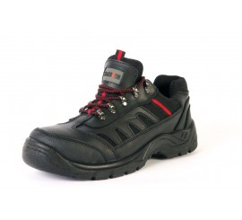 Warrior Black Trainer Style Shoe - 0118MMS3