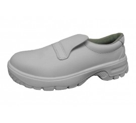 Warrior Hygiene Slip on Safety Shoe - 0118MMS42