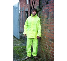 Warrior Dri-lon Yellow Rainset - 0118NPSY
