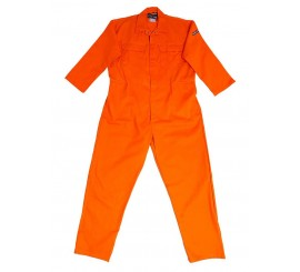Warrior Orange Boilersuit - 0118PCO