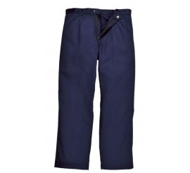 Warrior Navy Flame Retardant Trousers - 0118PT