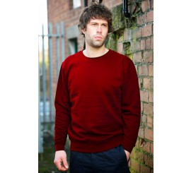 Warrior Classic Red Sweatshirt - 0118SSRD