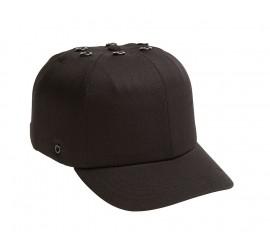 JSP Black Top Cap - 0118TCBL