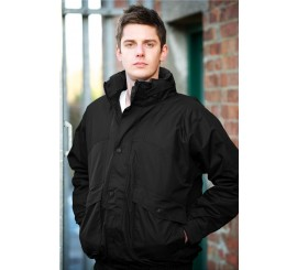 Warrior Black Tucson Jacket - 0118TUCB