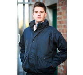 Warrior Navy Tucson Jacket - 0118TUCN