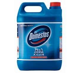 5lts Domestos Bleach - 0122G6