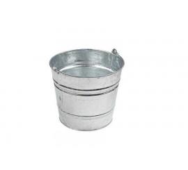 Galvanised Bucket - 0124D6