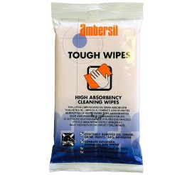 X 30 Ambersil Tough Wipes - 0125ATW30