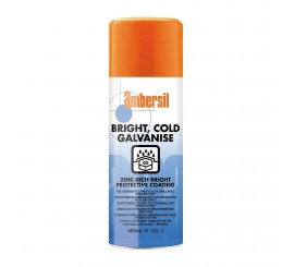400ml Ambersil Bright Cold Galv Spray - 0125BCGS