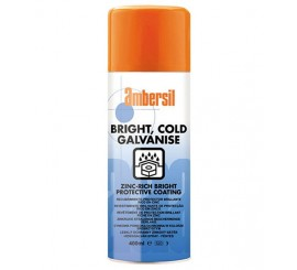 400ml Ambersil Cold Galvanise Spray - 0125CGS