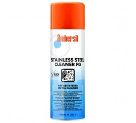 500ml Ambersil Stainless Steel Cleaner - 0125SSCFG