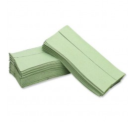 1 Ply Green C Fold Towels X 2880 - 0126P20