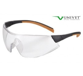 Univet 546 Impact Protection Clear As - 01546030000