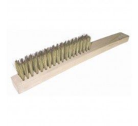 Brass Wire Brush - 015BWB