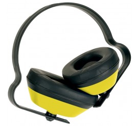 Yellow J Muff Ear Defender - 01AEA000-010-200