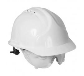 JSP Mk 7 Safety Helmet With Retractaspec™ - 01AHN120-100-100