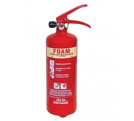 Jewel Saffire 2 Litre Foam Extinguisher - 01FIRE2F