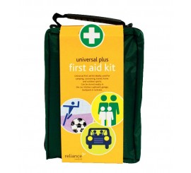 Universal Plus First Aid Kit In Bag - 01FKIT/U
