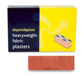 Fabric Plasters 7.5 x 2.5 (Box of 100) - 01FP7.5
