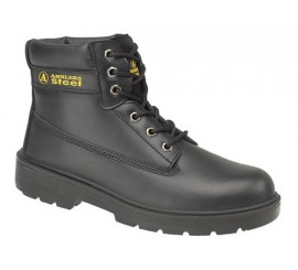 FS112 Black Safety Boot - 01FS112