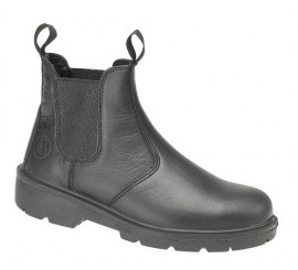 FS116 Black Safety Dealer Boot - 01FS116