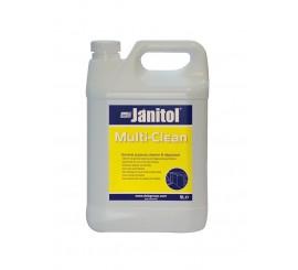Deb 5ltr Janitol Multiclean - 01JMC60T