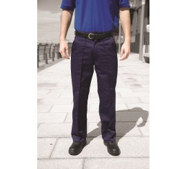 Warrior TR10 Navy Trousers - 01NWTR10N