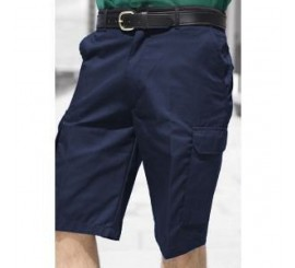 Warrior TR322 Navy Shorts - 01NWTR322NV