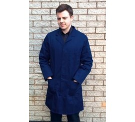 Warrior Navy Warehouse Coat - 01NWWC11NV