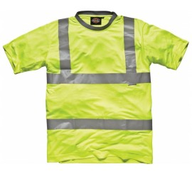Dickies High Visibility Safety T-Shirt - 01SA22080
