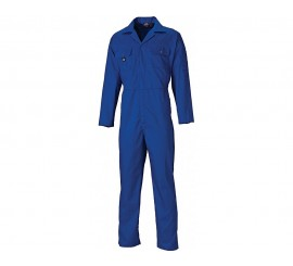 Dickies Royal Redhawk Economy Stud Front Overall - 01WD4819RY