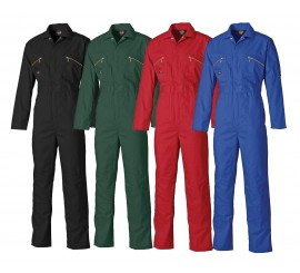 Dickies Redhawk Overall with Zip Front - 01WD4839