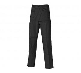 Dickies Black Redhawk Mens Action Trousers - 01WD814B