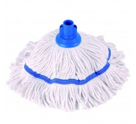 Hygiene Socket Mop Head - Blue - 0223HMB