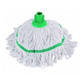 Hygiene Socket Mop Head - Green - 0223HMG