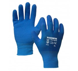 Warrior Blue Grip Glove - 0111WBGG