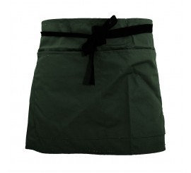 Warrior AP206 Half Apron - Bottle Green - 01NWAP206BG