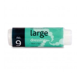 No 9 Large Dressing - 01FD9