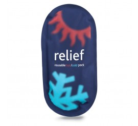 Relief Reusable Hot & Cold Pack - 01RIPL