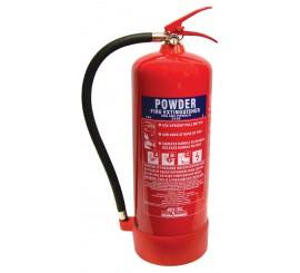 Jewel Saffire 9KG Powder Extinguisher - 01FIRE9KG