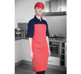 Warrior AP200 Apron - Red - 01NWAP200RD