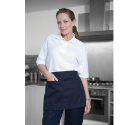 Warrior AP206 Half Apron - Navy - 01NWAP206NV