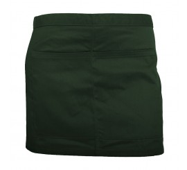 Warrior AP205 Half Apron - Bottle Green - 01NWAP205BG